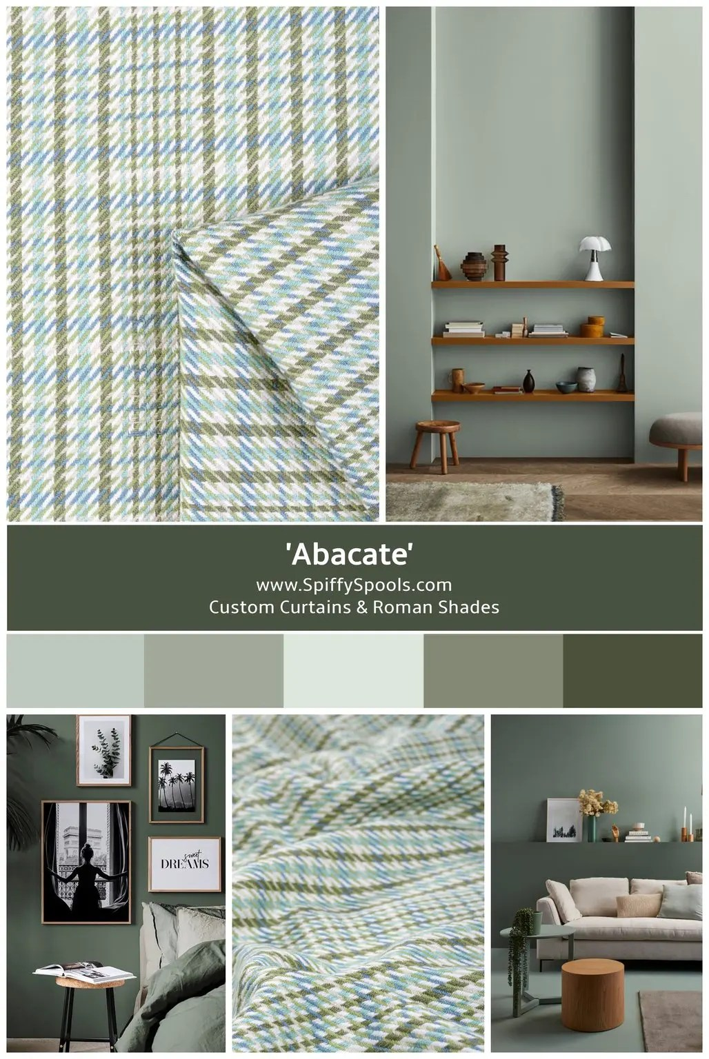 MONDAY MOOD: INSPIRED BY 'ABACATE'