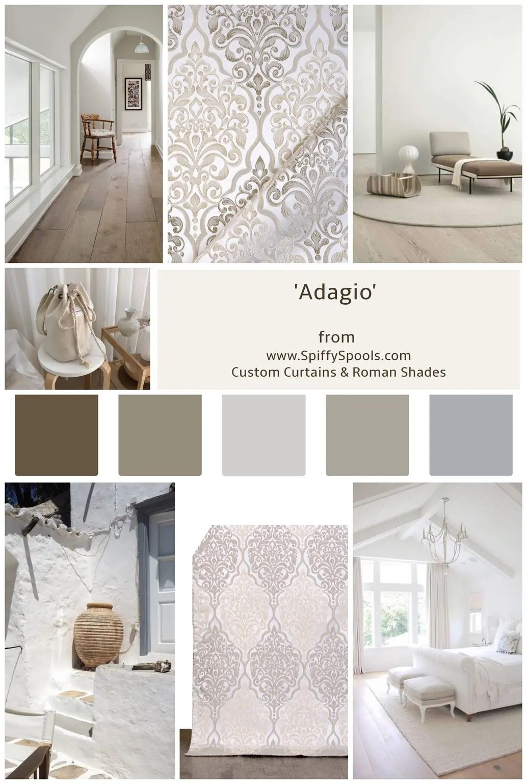 MONDAY MOOD: INSPIRED BY 'ADAGIO'