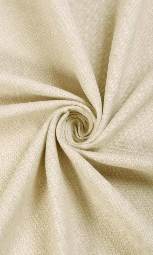 Beige Custom Curtains