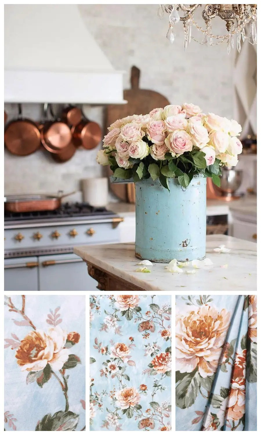 MONDAY MOOD: INSPIRED BY 'WOODLAND BLUE'