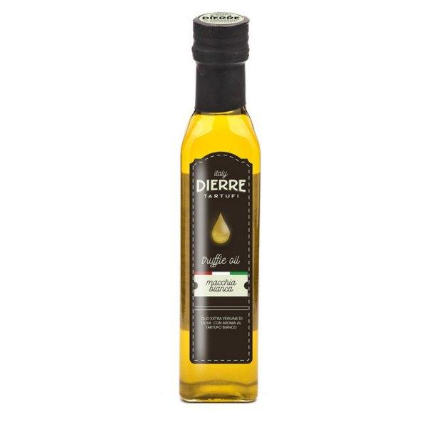 Olio extravergine di oliva al tartufo bianco in bottiglia da da 250 ml