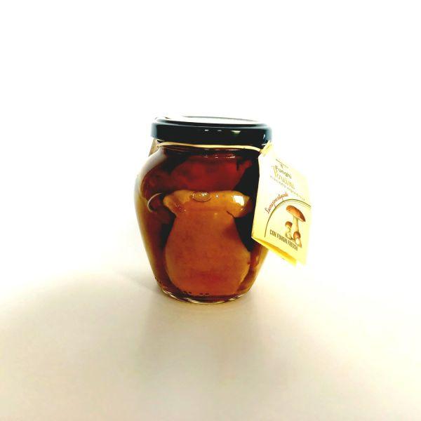 funghi porcini in olio extra vergine di oliva