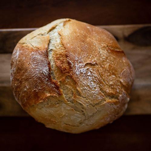 pane fresco di grano duro varietà saragolla