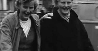 Bijzondere 8mm film over Spijk in 1954