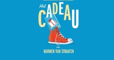 Harmen van Straaten gratis schoenboekje