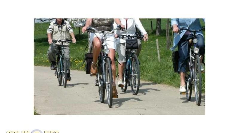 fietsen vrouwen van nu