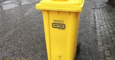 gele-vet-container