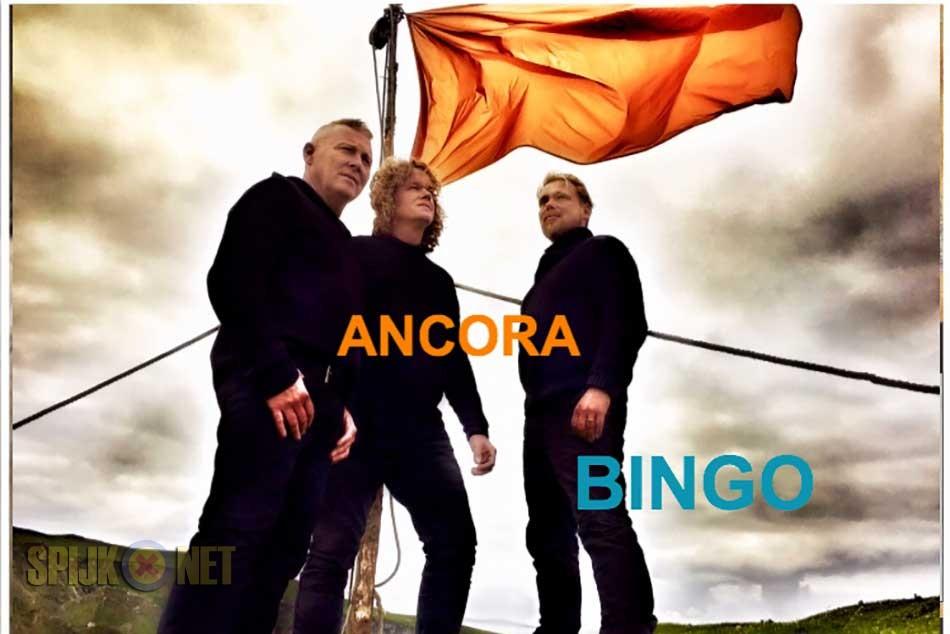 Nog enkele kaarten verkrijgbaar voor Bingo en Ancora