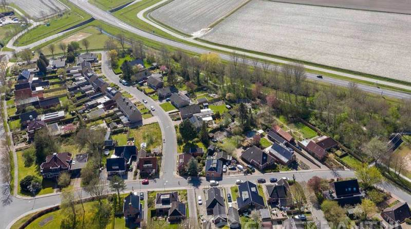 spijk by drone