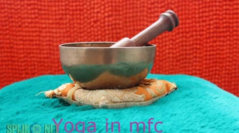 Yoga in MFC Spijk