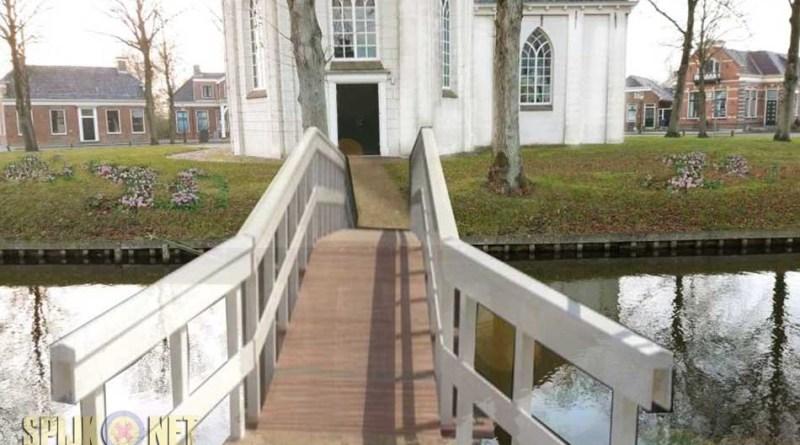 kerkeiland spijk bruggetje