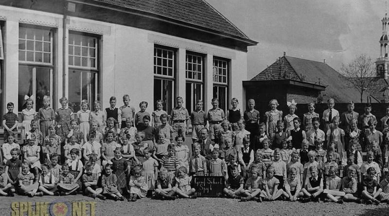 contact gezocht cvo school 1954