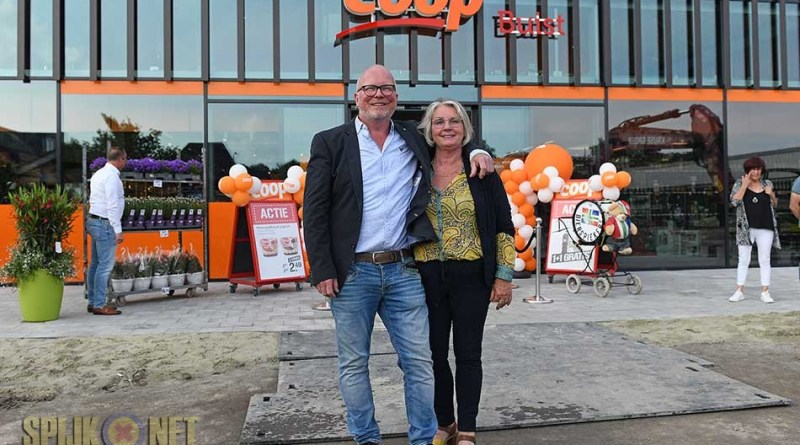 opening buist