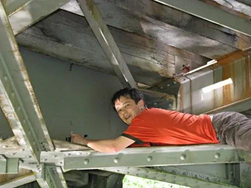 Kletterausrüstung Sicherung : Sicherung beim klettern? nur was für sissycacher? » spike05de
