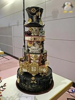 Steampunk Torte