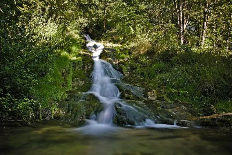 Wiesaz Wasserfall