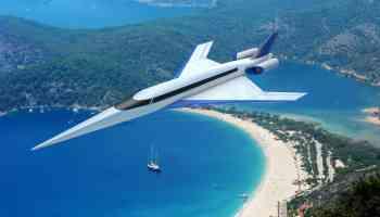 Spike S-512 Supersonic Flight: Video – Spike Aerospace