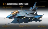 fighter jet concept art