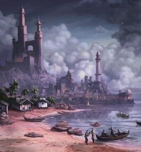 The Dark City