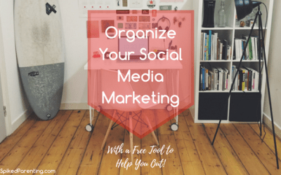 Organize Your Social Media Marketing