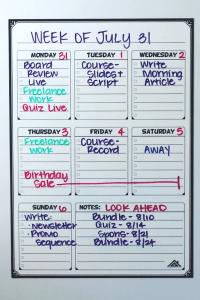 Board Blog Planning