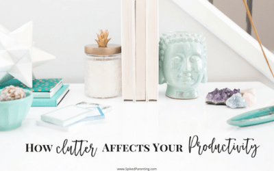 How Does Clutter Affect Your Productivity?