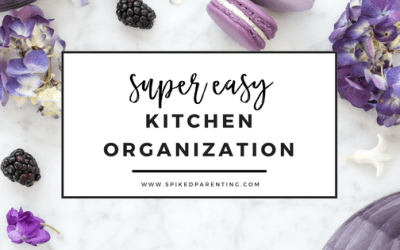 21 Super Easy Kitchen Organization Hacks