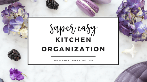 21 Super Easy Kitchen Organization Hacks