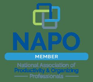 NAPO Member | Brianna Berner | Productivity Coach + Professional Organizer