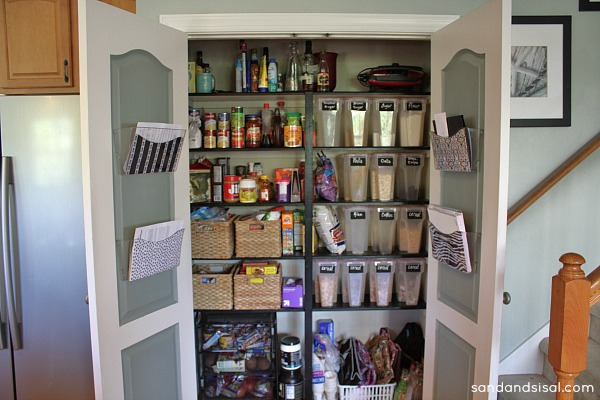 Pantry Command Center