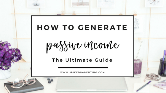 One Incredibly Simple Way to Generate Passive Income in 2019: Make Money While You Sleep!