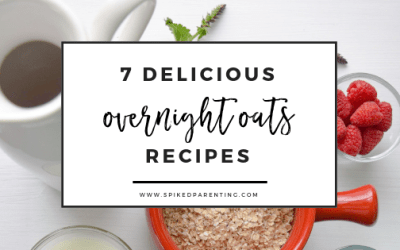 7 Overnight Oats Recipes That Will Help Your Drop the Pounds and Save a Ton of Time