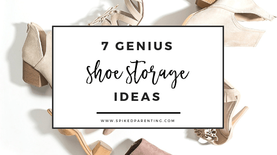 7 Genius Shoe Storage Ideas (And How to Steal Them)