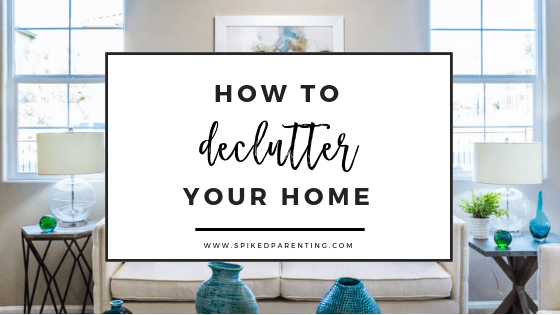 How to Declutter Your Entire Home (Without All the Stress)