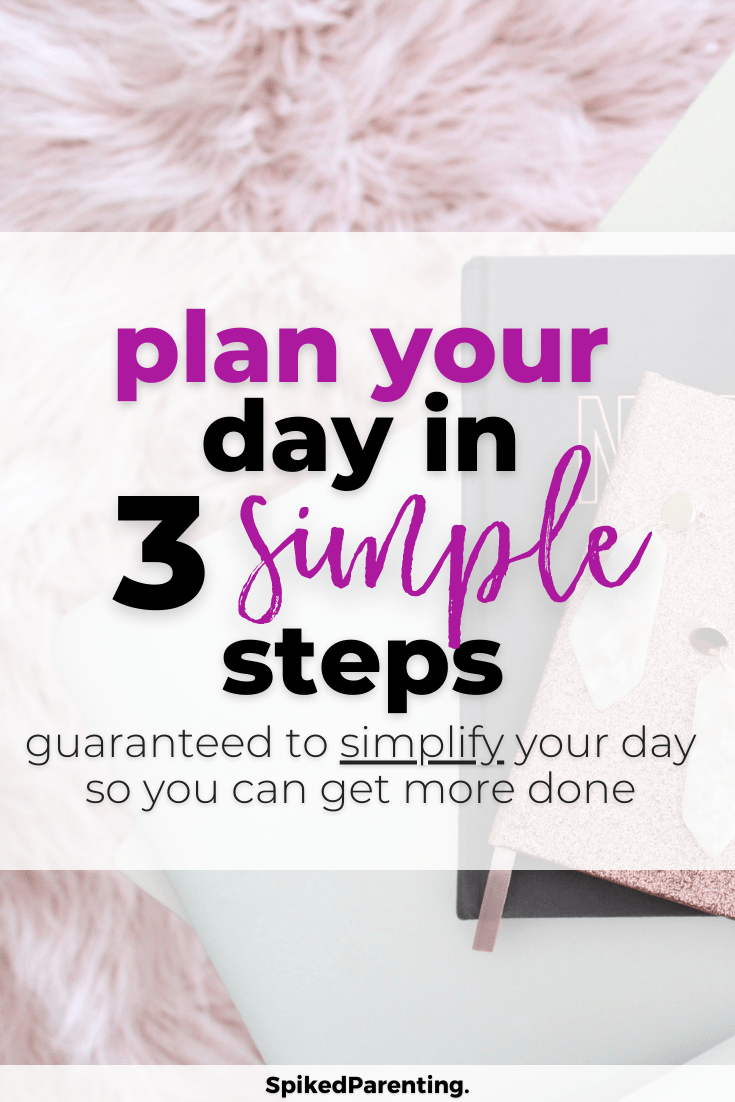 How to Plan Your Day: Create a Daily Schedule that Works for You