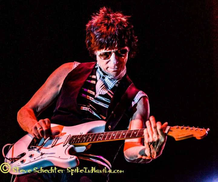 New Photo Gallery – Jeff Beck in Hong Kong 2010