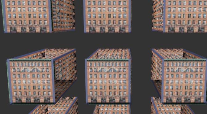 Flash 10 Matrix3D demo
