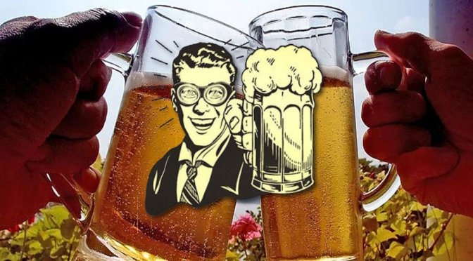 Beer Goggles AR app