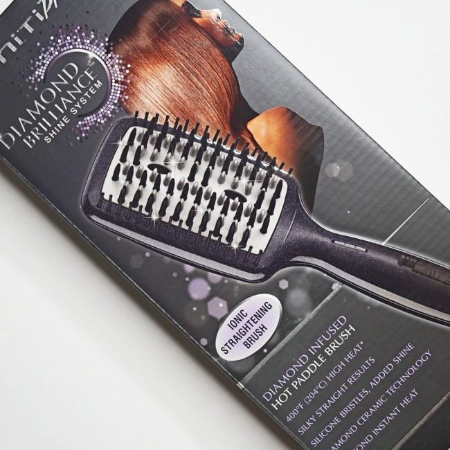 Conair - Infiniti Pro Ionic Straightening Brush Review