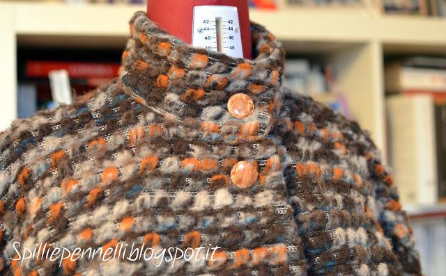 Cappotto ispirato all'autunno