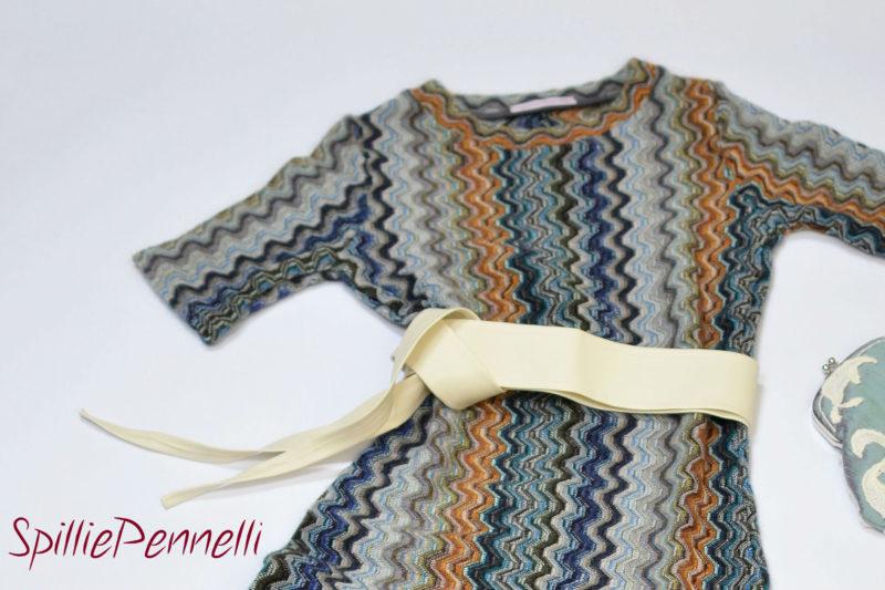 Vestito in maglia, comodo e confortevole