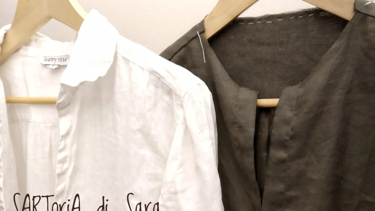 La camicia di lino preferita