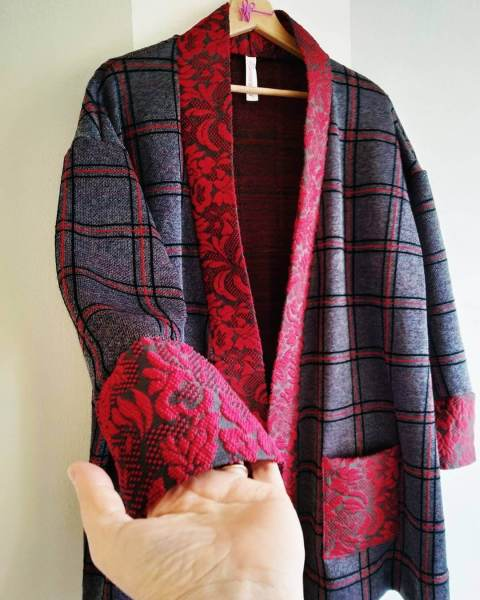 ispirazione kimono