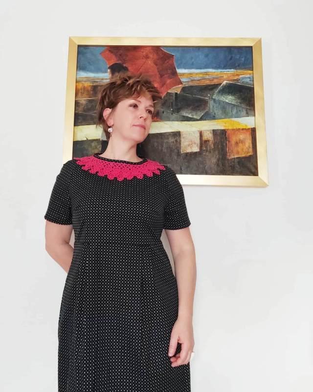 vestito fatto a mano