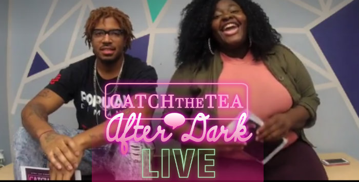 "Catch The Tea After Dark ""Divorce Party"""