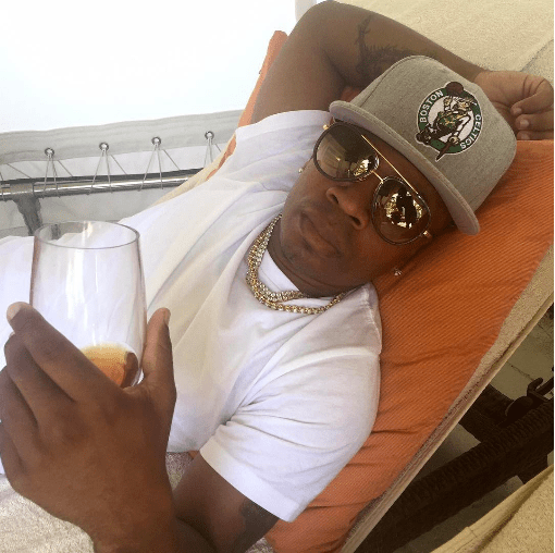 Plies Arrested on DUI charges