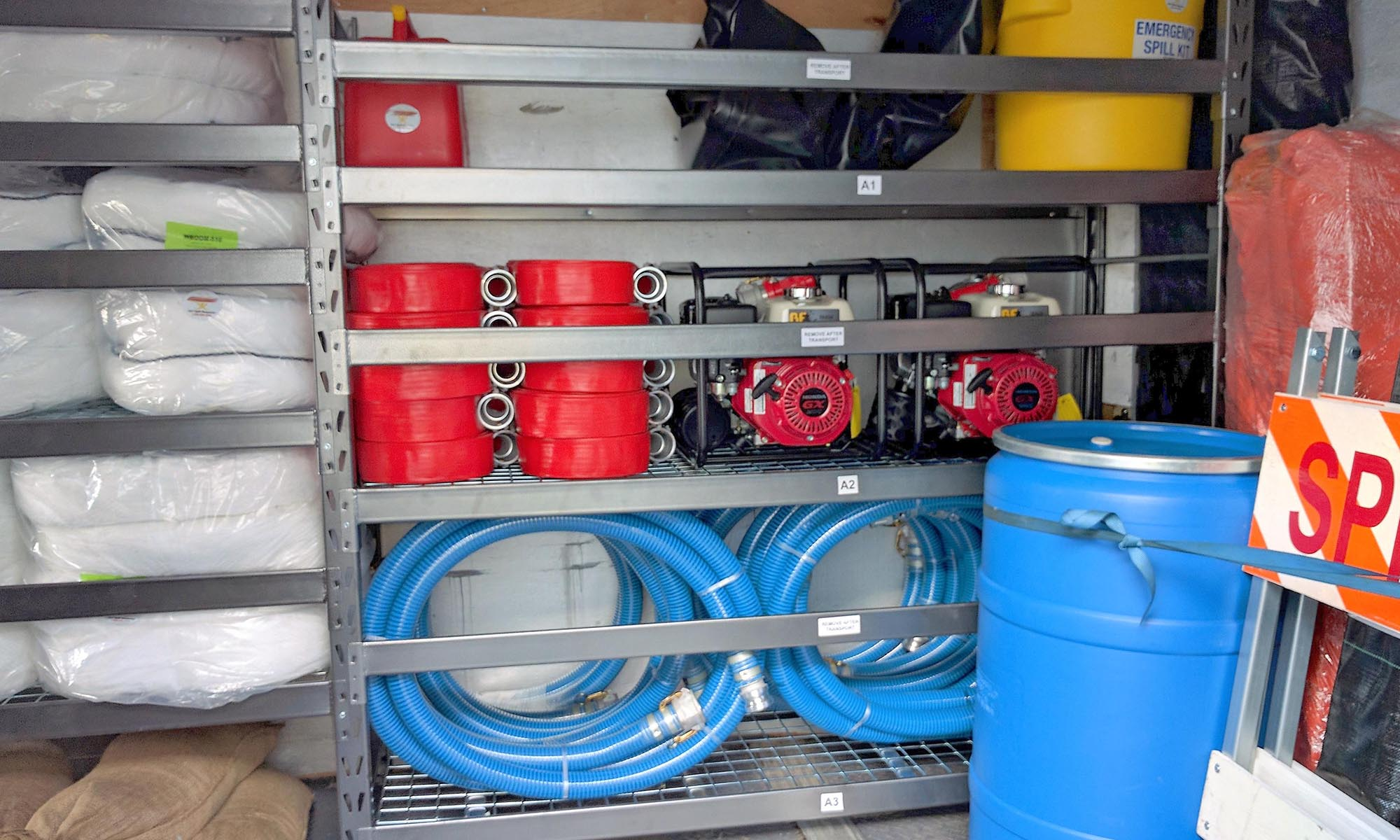about us, About Us, Spill Response Trailers