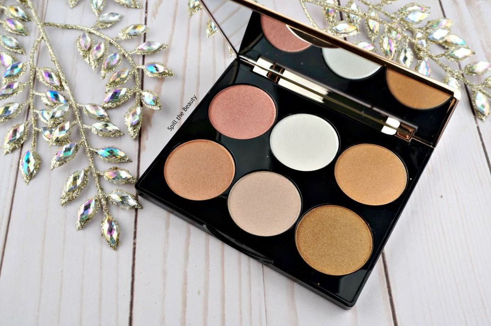 Cover FX 'Perfect Highlighting Palette' – Review, Swatches, and Look