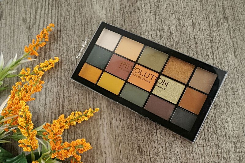 makeup revolution reloaded iconic palette challenge week