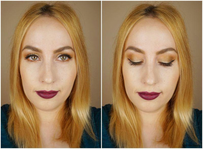 makeup revolution reloaded iconic division palette challenge week